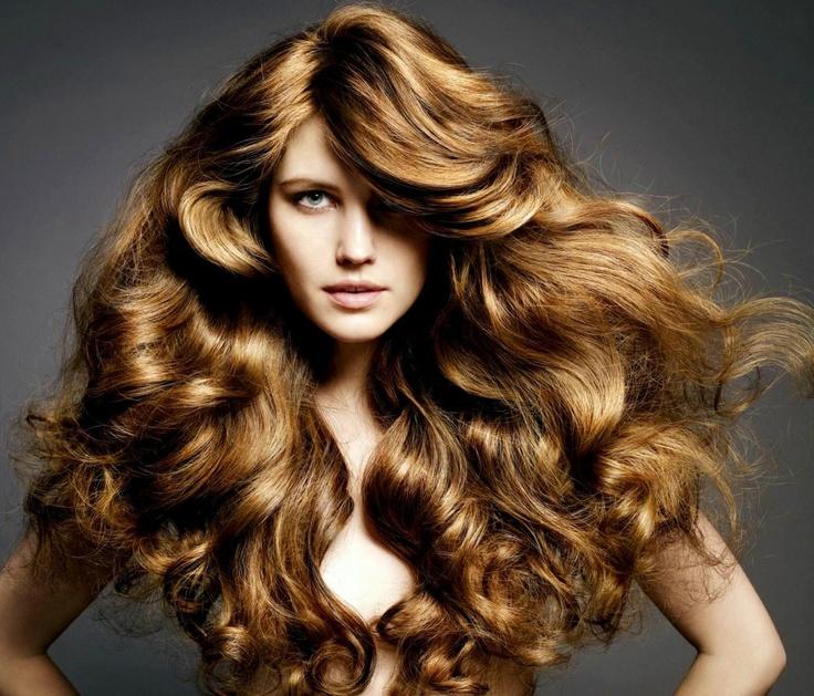 how to make hair look voluminous