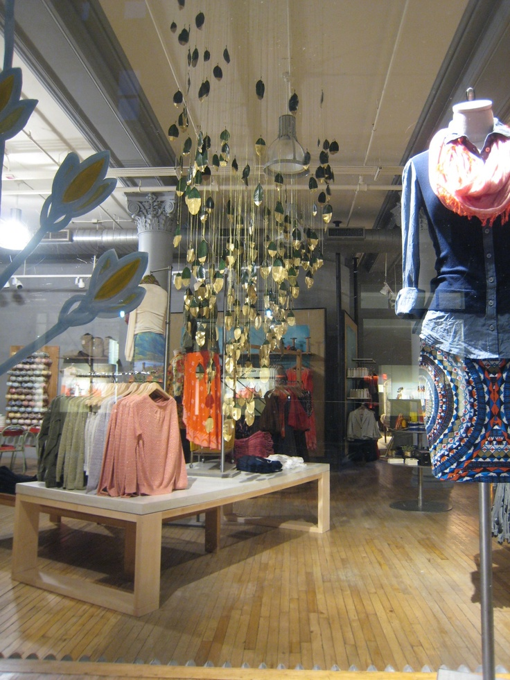 Creative Solutions for Visual Merchandising.
