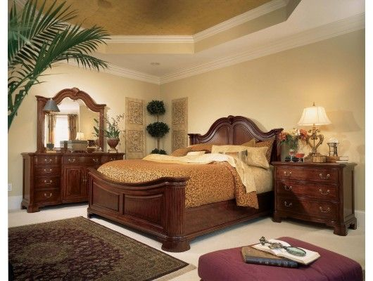Berkeley Panel Bedroom Set By American Drew Max Furniture