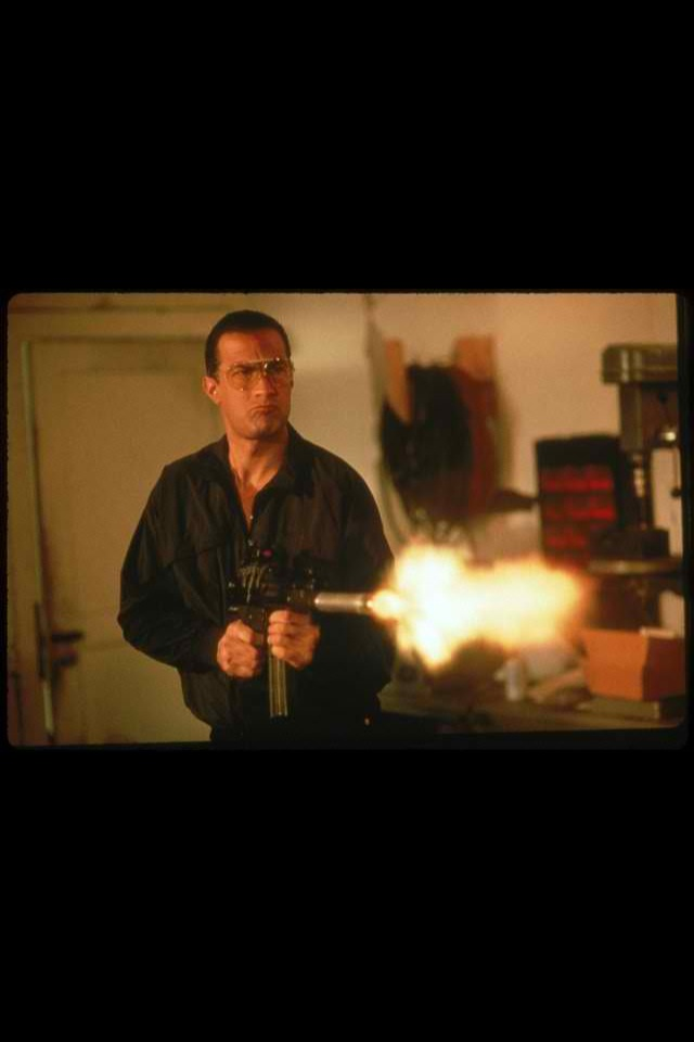 Steven Seagal for Expe...