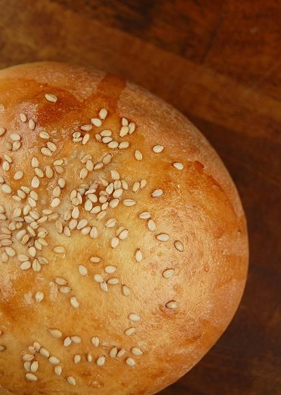 Light Brioche Burger Buns | Breads, biscuits, and muffins | Pinterest
