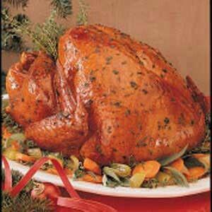 Herb roasted turkey | Yummy! | Pinterest