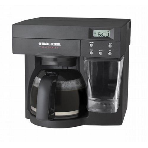 Black And Decker One Cup Coffee Maker Manual : Black Decker coffee Maker Manual