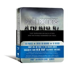 Band of Brothers is possibly the best mini-series of all time. I make a point of watching this at least 1-2 times a year.