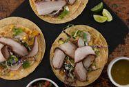 Smoked Pork Belly Tacos | Pork Entrees | Pinterest