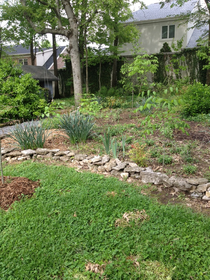 Stone Flower Bed : Natural Stone Flower Beds http://www.pinterest.com/pin ...