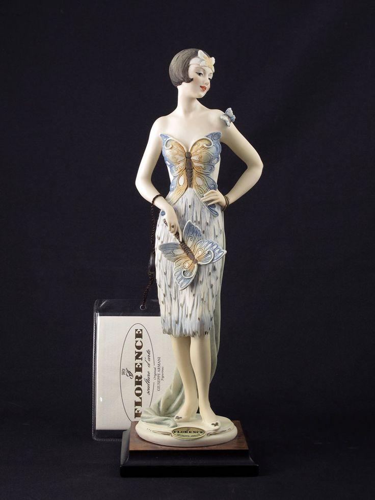 Giuseppe armani figurine figurines pinterest - Figuras de lladro precios ...