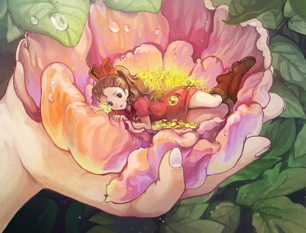 Arrietty, studio ghibli