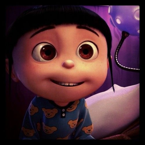 Despicable Me Agnes Faces | www.imgkid.com - The Image Kid ...