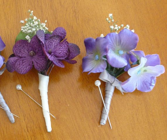 Diy silk flower boutonniere image collections flower decoration ideas how to make a wedding corsage with silk flowers everything about boutonniere purple hydrangea boutonniere boutonnieres mightylinksfo Choice Image
