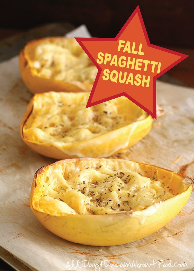 garlic and butter recipe baked spaghetti squash with garlic and butter ...