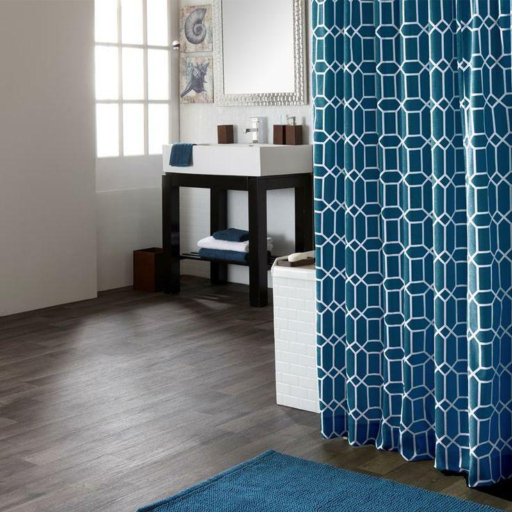 Shower Curtain | bathroom | Pinterest