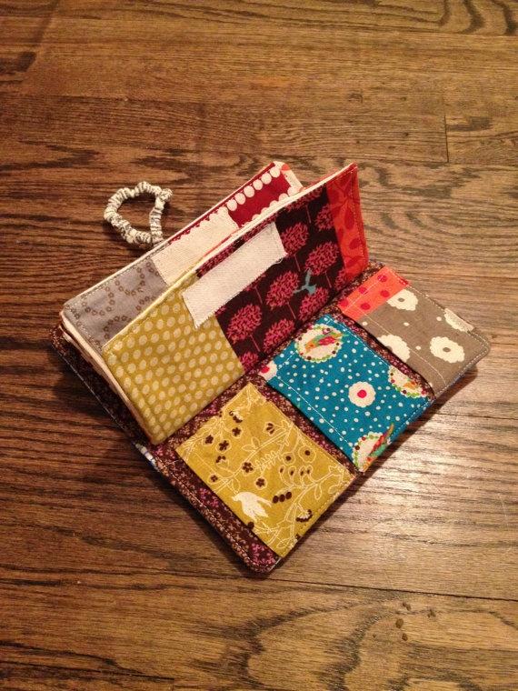 Adorable wallet for cash budget system.  Fabulous!!!