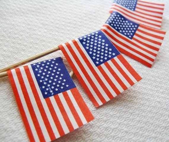 usa flag small