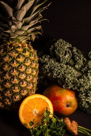 Tropical Green | Juice Recipes | Juicing + Smoothies | Pinterest