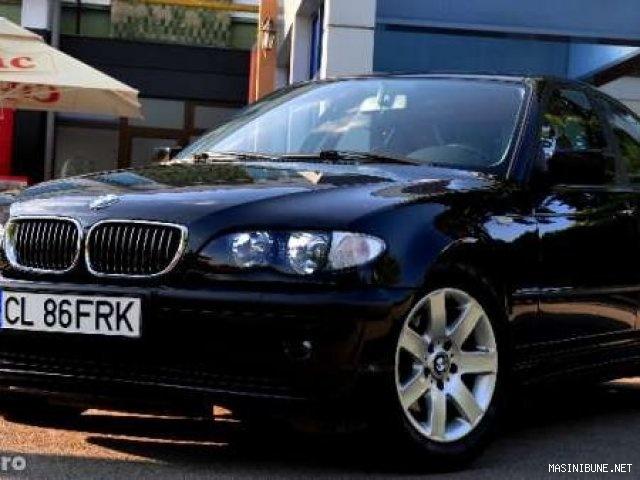 BMW E46 de vanzare