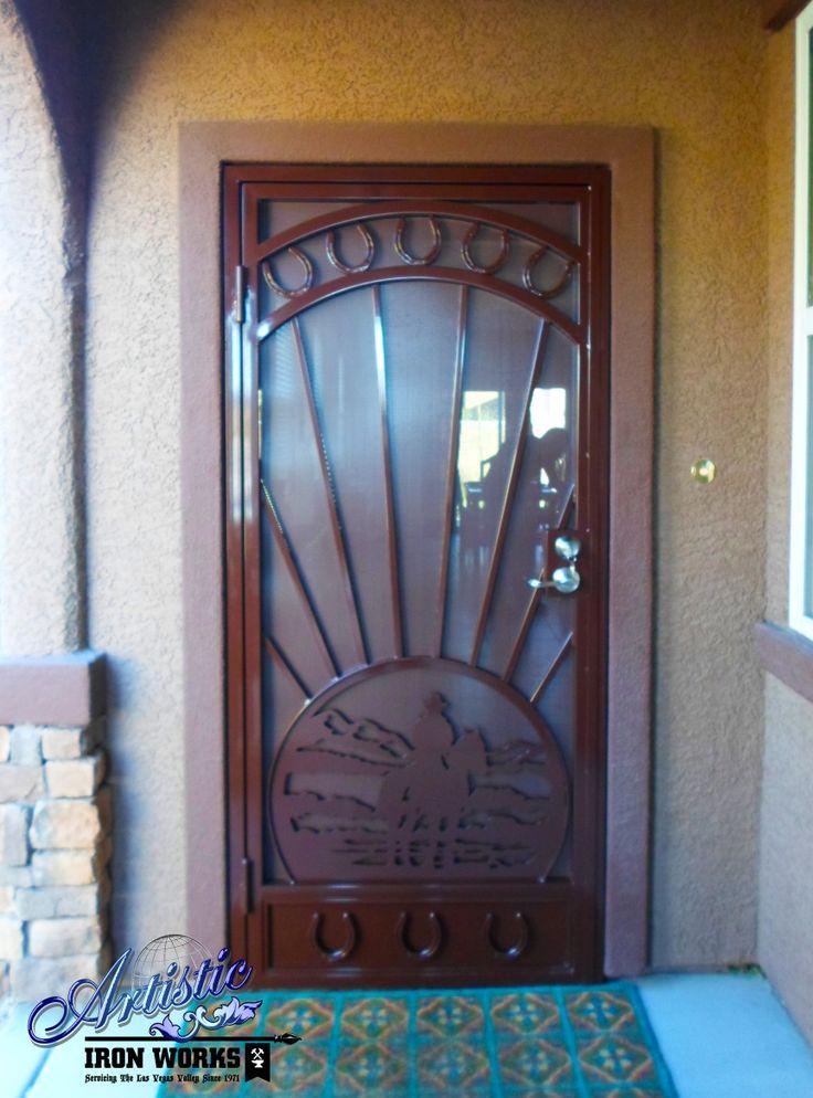 Unique Home Designs Security Door Endearing Design Decoration