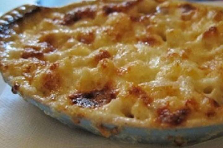 Macaroni Au Gratin | Food/drink | Pinterest