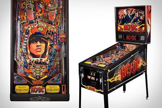 JESUS CHRIST! AC/DC Pinball Machine | Uncrate