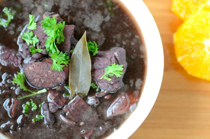 Feijoada (Brazilian Black Bean and Pork Stew) | Recipe
