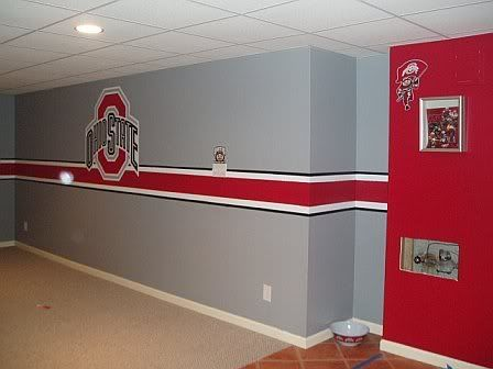 Ohio State Wall Paint Colors