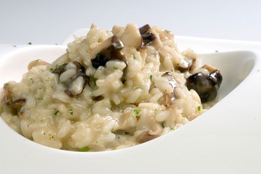 Mushroom Risotto for under £3 | Healthy Eating Recipes | Pinterest