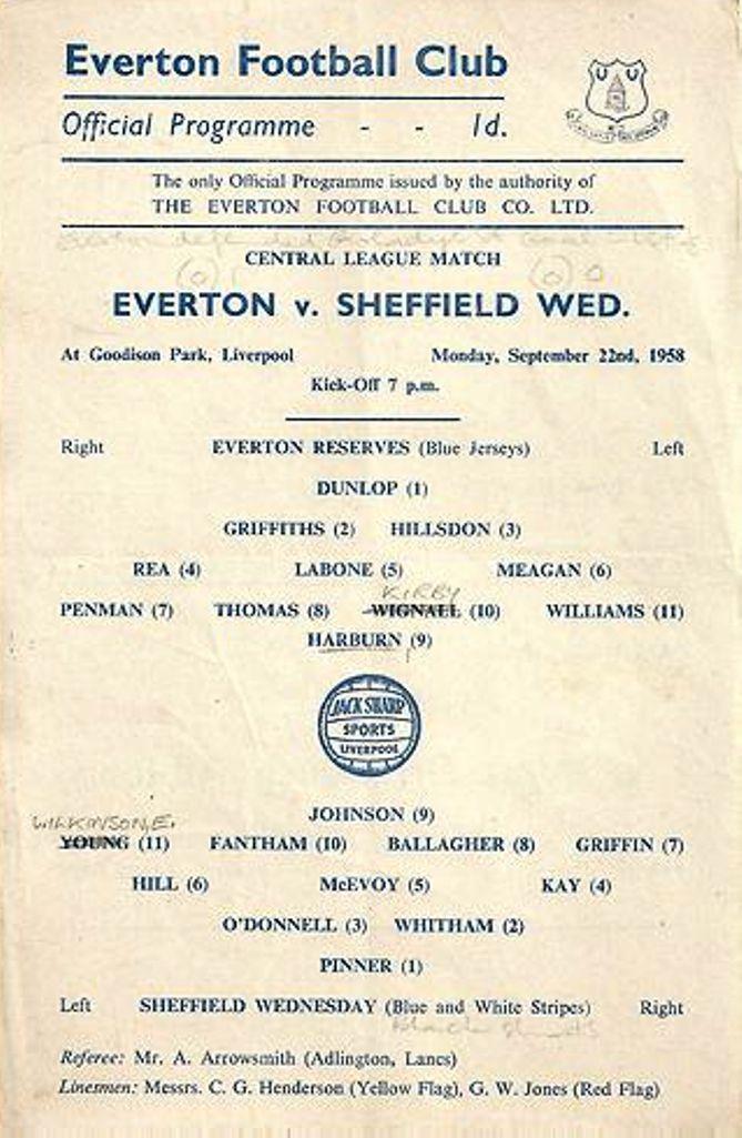 everton team sheet today