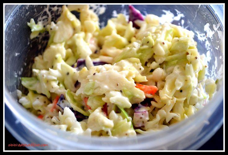 Easy coleslaw   Recipes & Fun Food Ideas   Pinterest