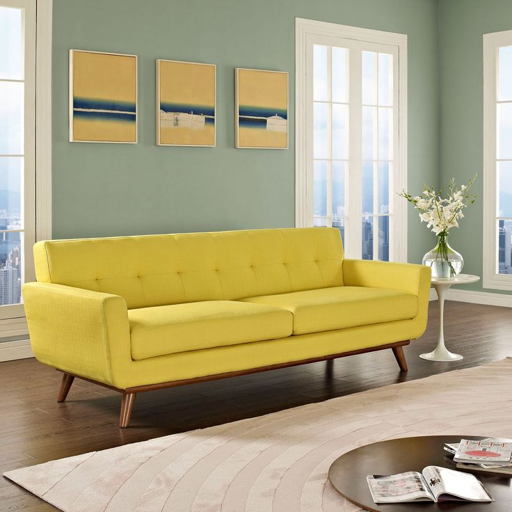 Best Spiers Sofa In Yellow 400 x 300