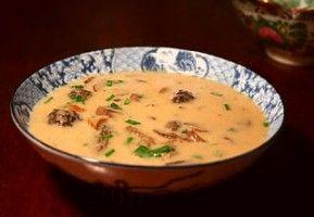 Cream of Wild Mushroom Soup | Recipe