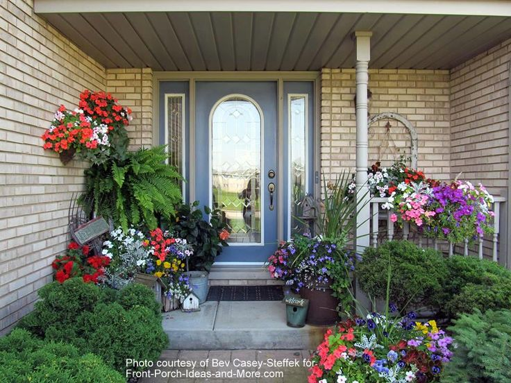 Summer Front Porch Decorating Ideas Decked Out Front
