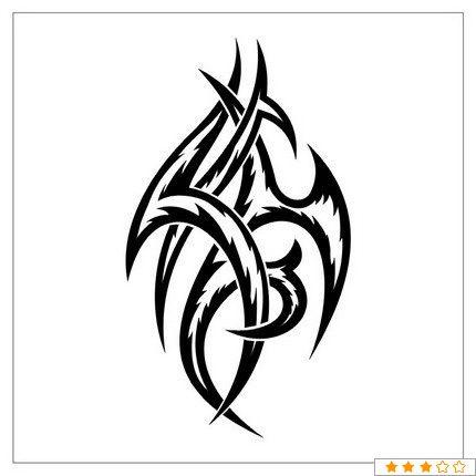 Tribal Warrior Tattoos 5   Tattoo Ideas   Pinterest