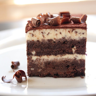 chocolate tiramisu ice cream cake | I Scream for Ice Cream | Pinterest