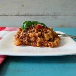 Quick and Easy Goulash | GruBbb Yum! | Pinterest