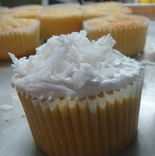 cake/cupcakes - from fresh coconut and coconut water! With 7 minute ...