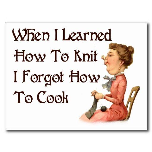 Knitting Crochet Jokes : Knitting humor quotes quotesgram