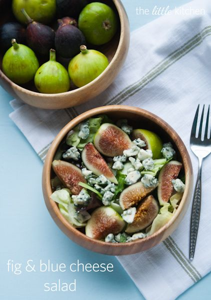 fig amp blue cheese salad will be awesome to try when my fig tree ...