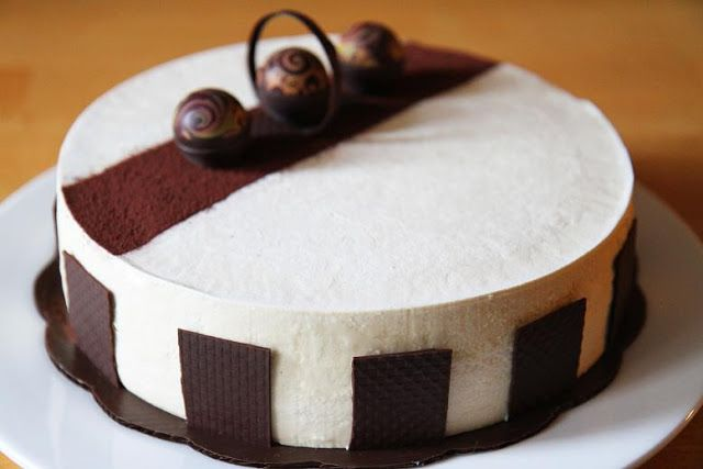 -hazelnut layer dark chocolate mousse coffee creme brulee chocolate ...