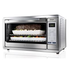 Oster Extra-Large Convection Toaster Oven - TSSTTVXLDG-001 - Oster ...