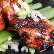 Five Spice Grilled Chicken