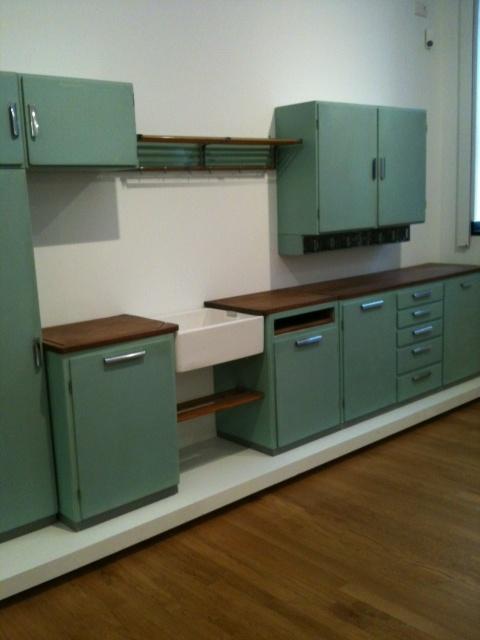 Jaren 30 Keuken Bruynzeel : Retro Kitchen Model