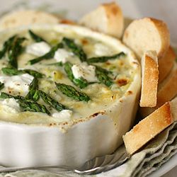 Spring Vegetable Goat Cheese Dip | yummy trys | Pinterest