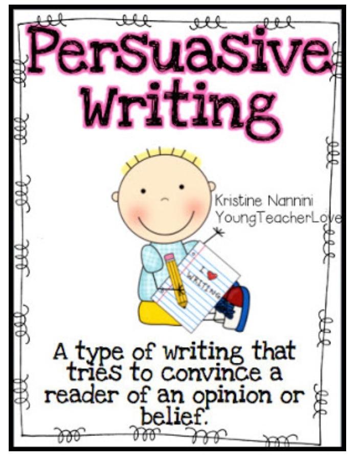 Hot To Write A Persuasive Essay