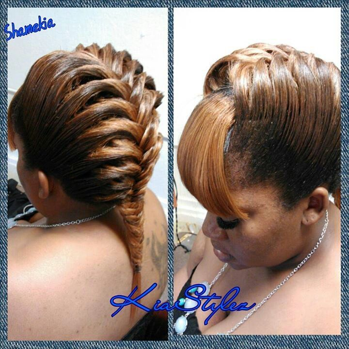 Hair Weave Styles Pinterest 77