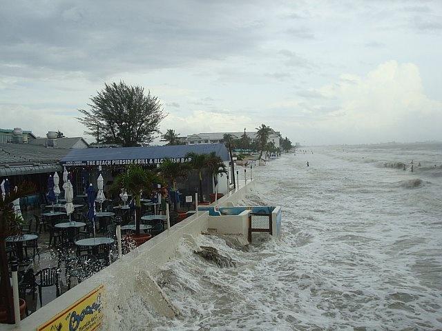 Ft. Myers Beach during hurricane season! | I get paid to travel:) | P ... Hurricane