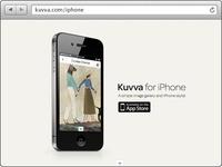 Kuvva app site