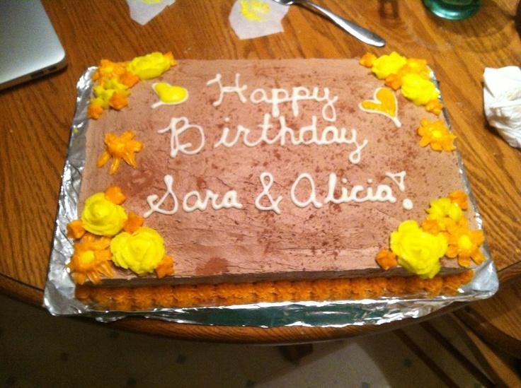 Chocolate cake with fudge frosting Culinary Portfolio ...