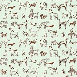 Dog Print Wallpaper Interesting Of Dog Print Pattern Background Picture