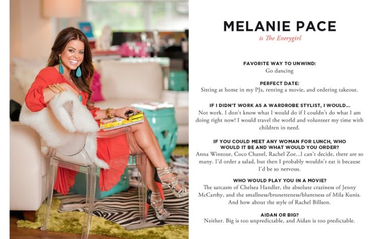 Fashion Stylist Melanie Pace Closet Ology Pinterest