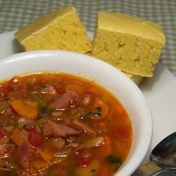 The Best Bean and Ham Soup Allrecipes.com